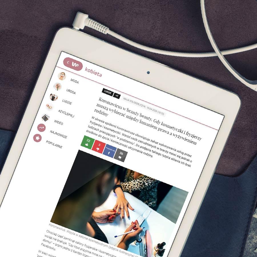 Artykuł – Wirtualna Polska Kobieta