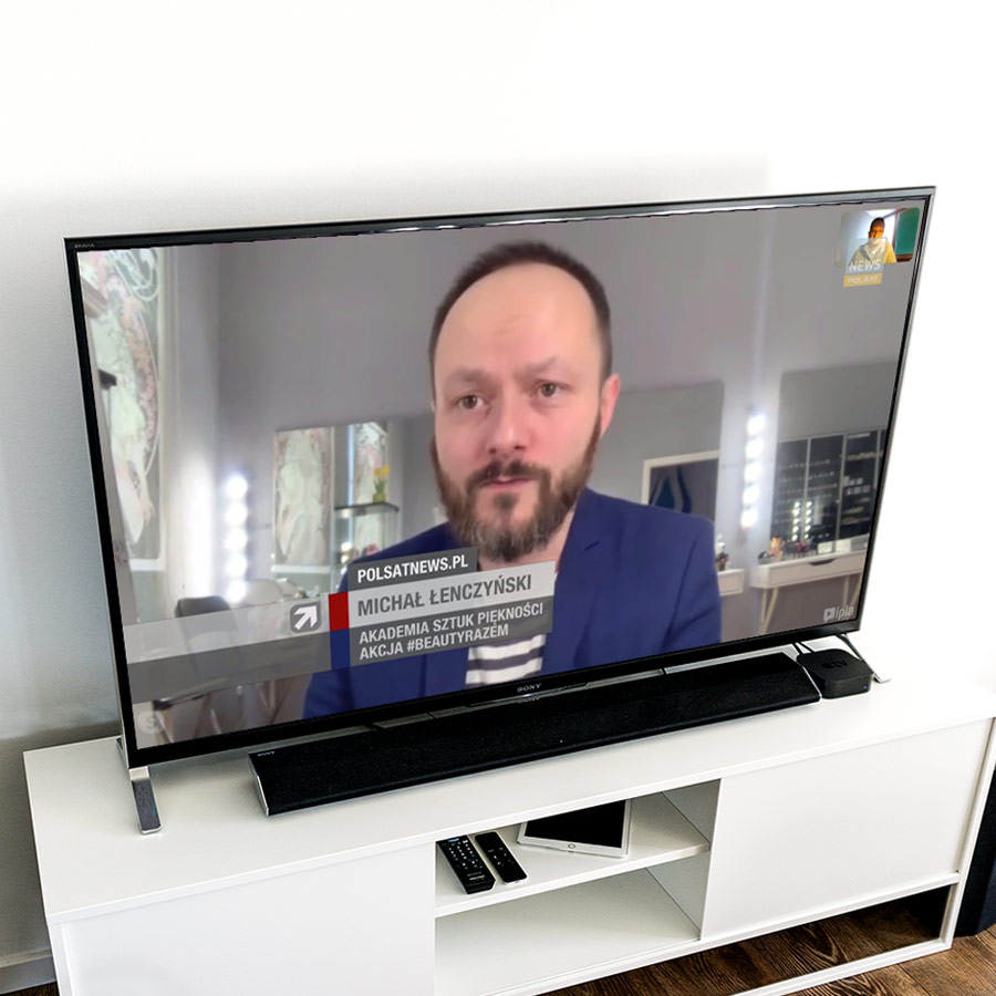 TV – Wywiad Polsat News