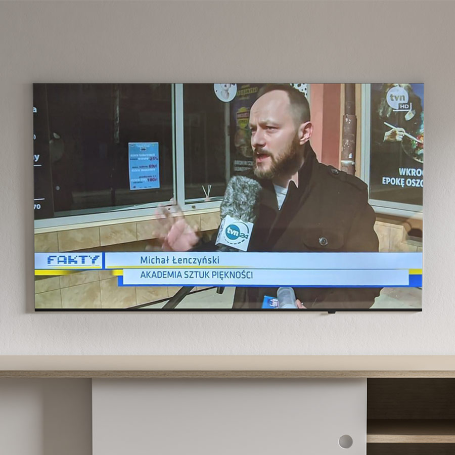 TV – Wywiad Fakty TVN